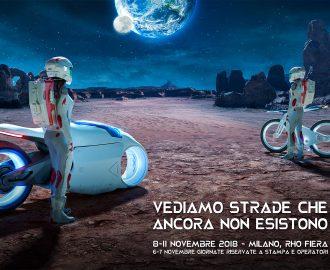 Eicma 2018: Esposizione Mondiale Motociclismo